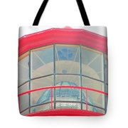 Light Of The Lighthouse Tote Bag