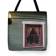 Light Of The Window Tote Bag