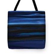 Light On The Horizon Tote Bag