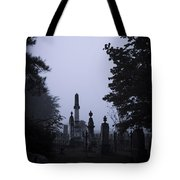 Light On The Stones Tote Bag