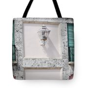 Light On The Wall Tote Bag