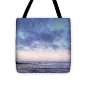 Light On The Water Tote Bag