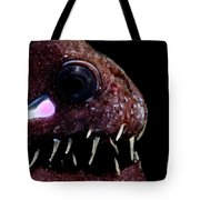 Light Organ Of Threadfin Dragonfish Tote Bag