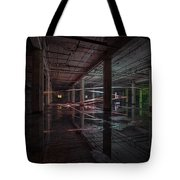Light-paintball Tote Bag