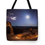 Light Painter Tote Bag