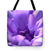Light Purple Beauty Tote Bag