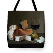 Light Repast Tote Bag