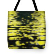 Light Ripples On Water Tote Bag