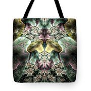 Light Scatterings Tote Bag