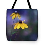Light Springing From Darkness Tote Bag