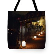 Light The Way Home For The Holidays Tote Bag