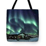 Light Through The Night Tote Bag