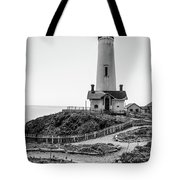 Light Tower Of The Pacific Tote Bag