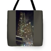 Light Up The City Tote Bag