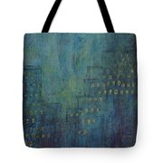Light Up The Night Tote Bag
