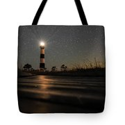 Light Up The Path Tote Bag