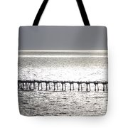 Light Wash Tote Bag