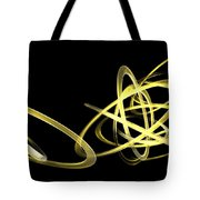 Light Yellow Tote Bag