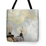 Lightbulb Ladies Tote Bag