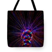 Lighted Palm Tote Bag