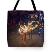Lighted Pony Tote Bag