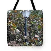 Lighted Trees Tote Bag