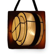 Lighted Wall  Tote Bag