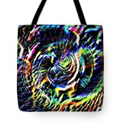 Lightening Fills The Vortex Tote Bag