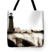 Lighthouse 3 Dreamy Tote Bag
