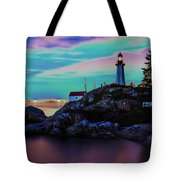 Lighthouse 5 Tote Bag