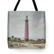 Lighthouse At Ponce Inlet Tote Bag