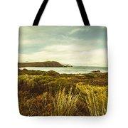 Lighthouse Bay Beach Bruny Island Tote Bag