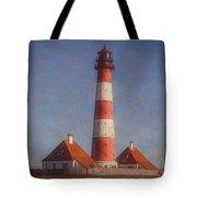 Lighthouse - Id 16217-152035-5938 Tote Bag