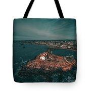 Lighthouse IIi Tote Bag