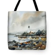 Lighthouse Inlet Tote Bag