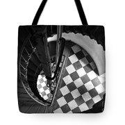 Lighthouse Spiral Tote Bag