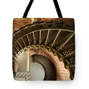 Lighthouse Stairs Cape Blanco Oregon 2 Tote Bag