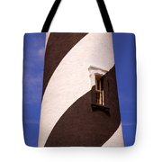 Lighthouse Stripes Tote Bag