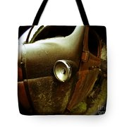 Lightly Rusted Tote Bag
