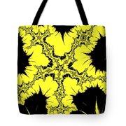 Lightning - Abstract Tote Bag