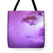 Lightning Totalitty 003 Tote Bag