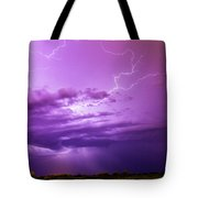 Lightning Totalitty 004 Tote Bag
