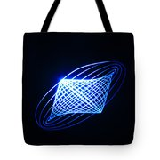 Lightpainting Tote Bag