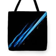 Electric Neon Three Tote Bag