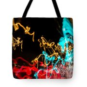 Car Dance Tote Bag