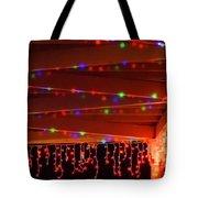 Lights At Christmas Tote Bag