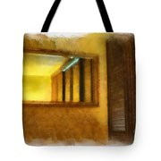Lights Early Reflection Tote Bag