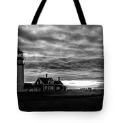 Lights In The Storm Tote Bag