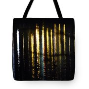 Lights On The Water Tote Bag