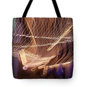Lights That Dance Together Tote Bag